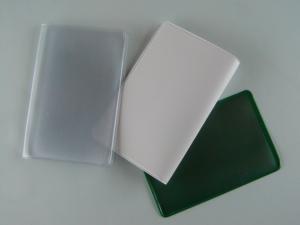 Busta porta patente in PVC elettrosaldato