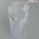 Promotable packaging in hf welded PVC