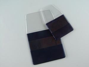 Porta medaglie e monete in PVC elettrosaldato