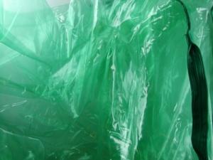 Copertura in PVC per serra da terrazzo