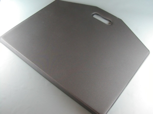 Porta disegni e campioni in PVC espanso con maniglie