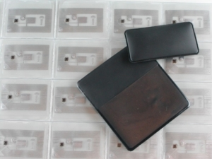 Sistemi antitaccheggio incapsulati in PVC elettrosaldato