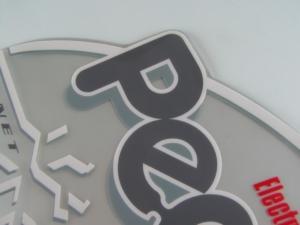 Tappetino per mouse in PVC personalizzato